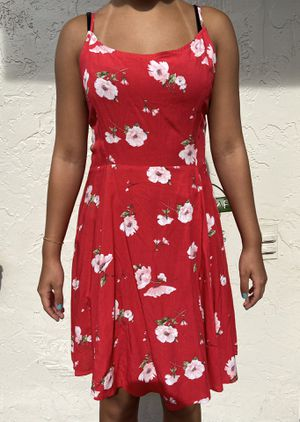 forever 21 floral dress size s for Sale in Miami, FL