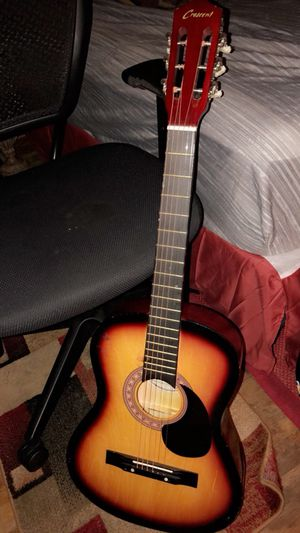 Crescent acoustic guitar for Sale in Fort Washington, MD