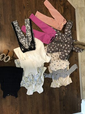 Toddler Girl Clothing Bundle Zara, Joes Jeans, 7 for All Mankind, and Chloe for Sale in Broadview Heights, OH