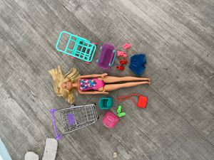 Barbie shopping set (used) for Sale in La Habra, CA