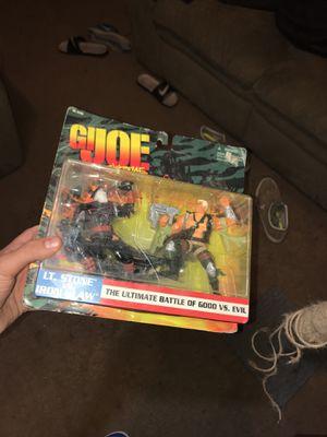 GiJoe action figures for Sale in Reedley, CA
