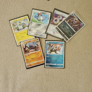 Lot Of Holo And Reverse Holos From Pokemon Japanese Tag Team All Stars. Mint Condition for Sale in Middleburg, FL