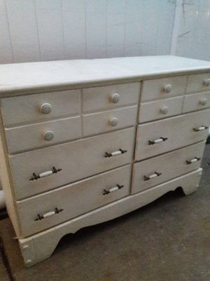 6 drawer dresser/ changing table for Sale in Villa Park, IL