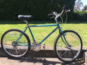 Vintage Raleigh Elkhorn 1986 Mountain Bikes for Sale in Portland, OR