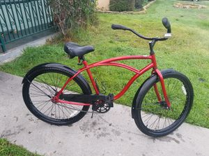 Men bike huffy size26 $70 for Sale in CRYSTAL CITY, CA