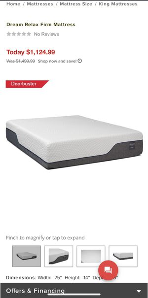 Dream relax firm Mattress for Sale in Beltsville, MD