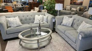 BEAUTIFUL SOFA AND LOVESEAT for Sale in Portland, OR
