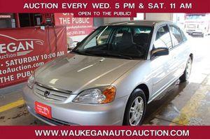 2002 Honda Civic for Sale in Waukegan, IL