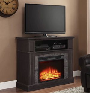 Fireplace TV stand for Sale in Fresno, CA