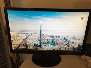 Acer 22 inch 1080p computer monitor for Sale in Anaheim, CA