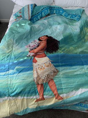 Moana Twin Bedding for Sale in Allen, TX