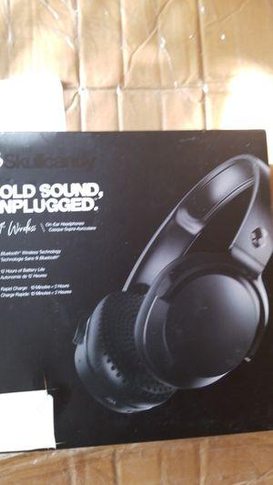 Skullcandy Riff Wireless headphones for Sale in Braddock, PA