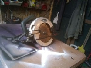 GMC SKILSAW 7 -1/4 12@ for Sale in Farmington, MO