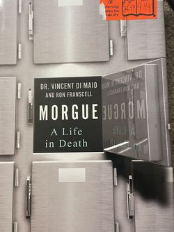 Morgue- By Dr. Di Maio for Sale in Westerville,  OH