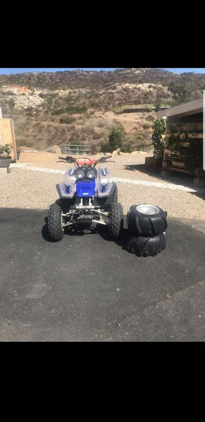 98 Yamaha warrior atv for Sale in Lincoln Acres, CA
