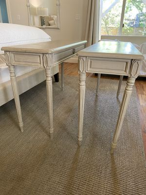 Two matching Wisteria console tables for Sale in Austin, TX