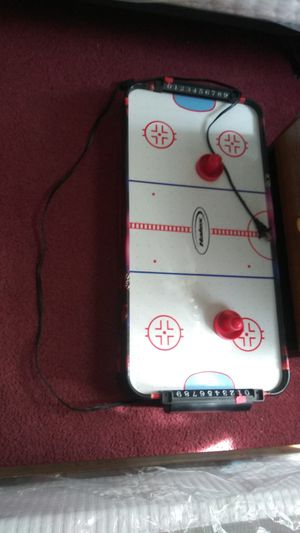 Table top air hockey for Sale in Burrillville, RI