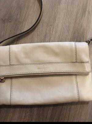 Cream leather kate spade crossbody purse for Sale in Beaverton, OR