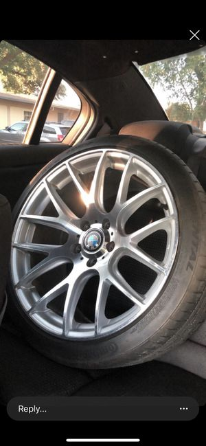 G8 GTO SS BMW wheels for Sale in Stockton, CA