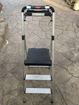 Rubbermaid Folding Step Ladder for Sale in Santa Ana, CA