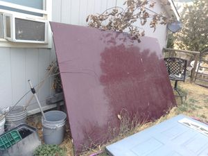Tonneau cover for older GMC Chevy long bed for Sale in Chelan, WA