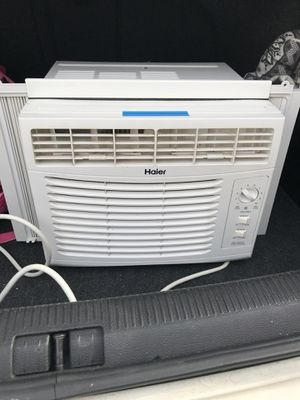Haier window ac unit for Sale in Baltimore, MD