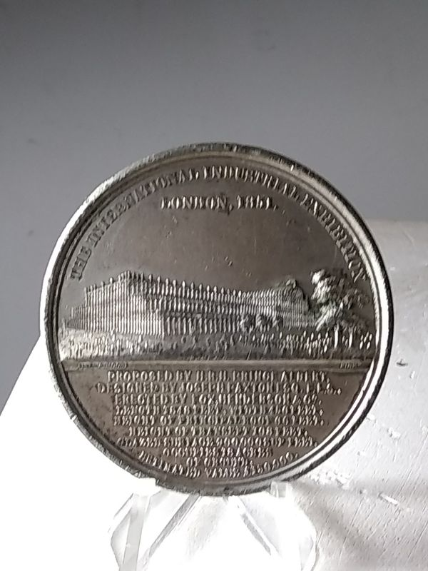 Great Britain Victoria Medal du Crystal Palace