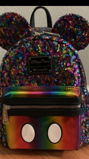 Disney loungefly Pride backpack for Sale in Pomona, CA