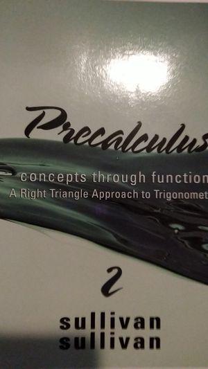Precalculus book for Sale in Portland, OR