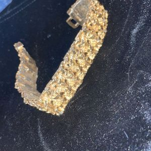 10k Nugget Braclet for Sale in Jonesboro, GA