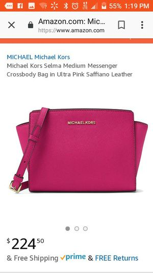 Authentic Michael kors large purse. for Sale in Madison Heights, VA
