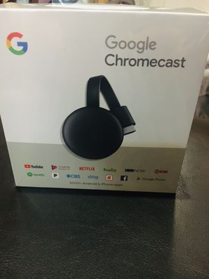 Google Chromecast for Sale in Greenwood, IN