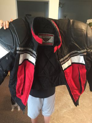 First Gear motorcycle jacket for Sale in Latrobe, PA