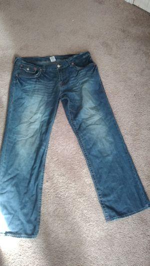 Vintage Tru Religion Jeans 42/34 for Sale in Burtonsville, MD