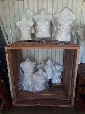Mannequins upper torso only for Sale in Fullerton, CA
