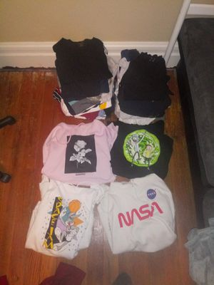 4 Jackets + 56 shirts for Sale in Woodburn, OR