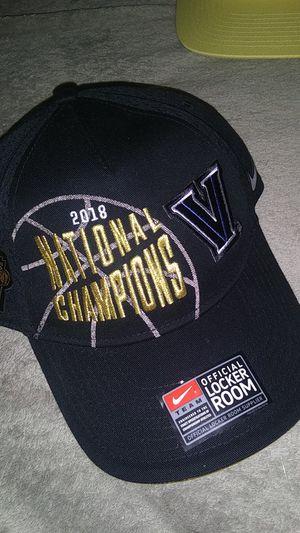 Villanova 2018 NCAA National Basketball Champions Nike Locker Room Hat NEW for Sale in Wenatchee, WA
