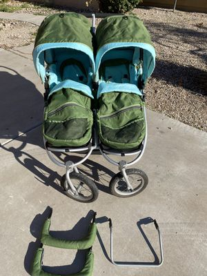 Bumbleride indie twin in sea grass for Sale in Goodyear, AZ