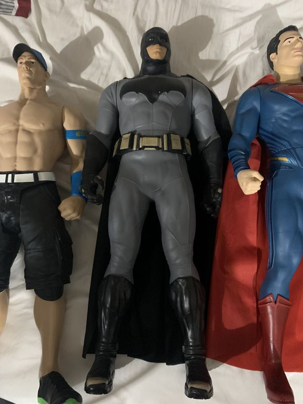31 inches tall action figure