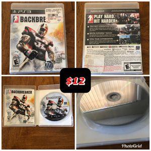 Backbreaker Football <PS3> for Sale in Phoenix, AZ