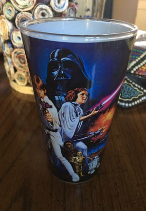 Star Wars collectible glass for Sale in Martinez, CA