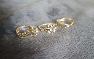 Silver Ring Set for Sale in Cedar Rapids, IA
