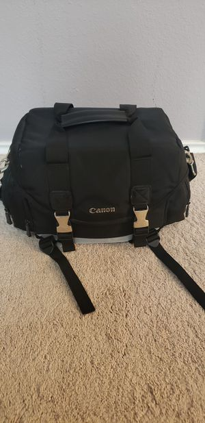 Canon EOS 40D w/multiple lens for Sale in Cypress, TX