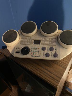 Yamaha dd.9 digital drum machine for Sale in Buffalo, NY