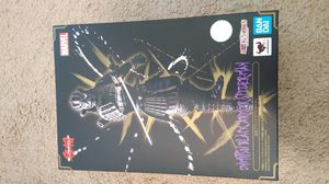 Onmitsu Black Armor Spider-Man action figure for Sale in Cape Coral, FL