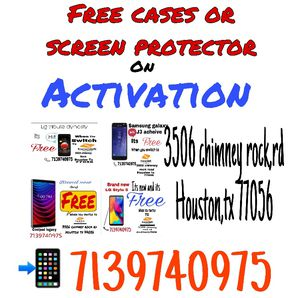 Free androids and iPhones for Sale in Houston, TX