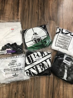 Brand New Supreme Tees for Sale in Los Angeles, CA