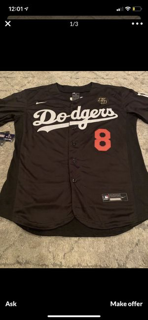 Dodgers Kobe Jersey for sale size XL for Sale in Tujunga, CA