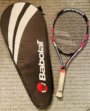 Babolat tennis racket for JR or small adult with bag for Sale in Las Vegas, NV