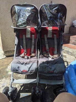 Free double Stroller for Sale in Pomona, CA